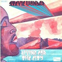 """Living for the City"" cover"